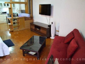 Cozy and Warm Chiang Mai Condo for Rent.