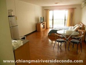 Clean, nice and cheap Chiang Mai Condo